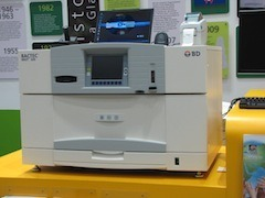 Bactec-320 machine for drug susceptibility testing © GHE