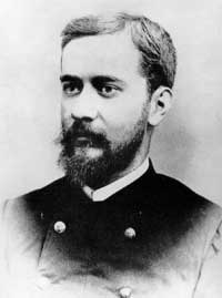Albert Calmette the French scientist who helped develop the BCG vaccine