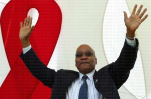 President Zuma announces policy & treatment changes for HIV anitretroviral treatment