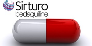 Bedaquiline is the active substance in the TB drug Sirturo