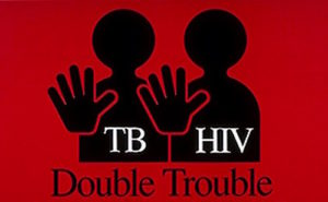 There are epidemics of both TB & HIV in South Africa