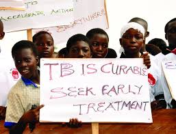 TB treatment consists of taking TB drugs