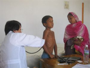 Diagnosing TB in children can be difficult