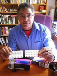 Zackie Achmat set up the Treatment Action Campaign so that people with HIV could receive ARVs